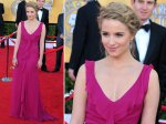 Dianna Agron - fabulous colour. Striking. I Like it.