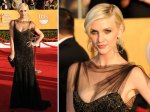 Does anyone know why Ashlee Simpson is here? No? Me neither. Another Jenny Packham number.